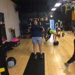 TRX 9a.m. Everest/rows